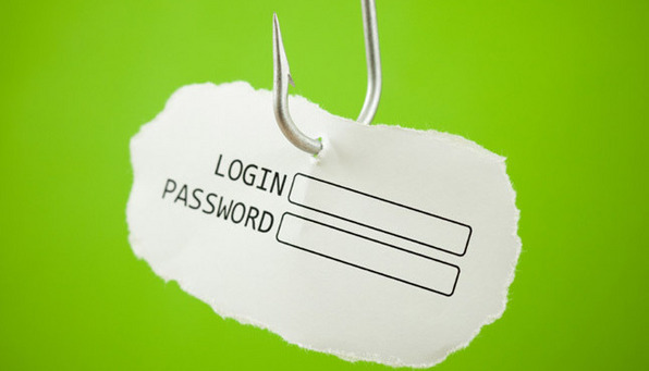 Phishing login og password